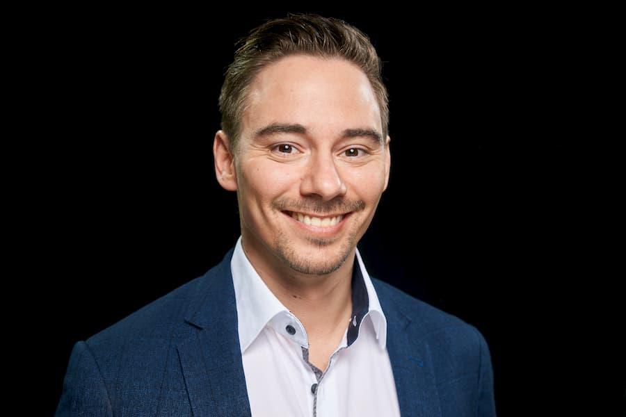 Portrait von Dan Berlin